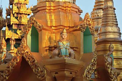 Burmese Photograph - Myanmar, Burma, Yangon by Alida Latham