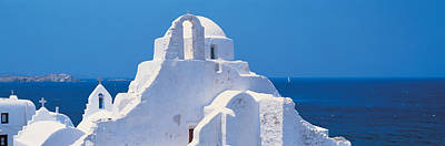 Mykonos Island Greece Art Print by Panoramic Images