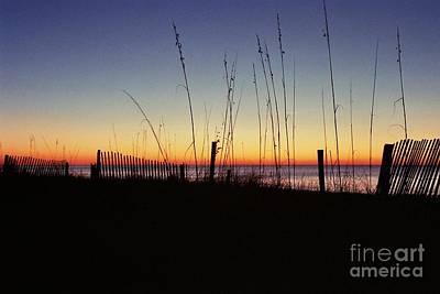 Photograph - Myrtle Beach Sunrise by Allen Beatty