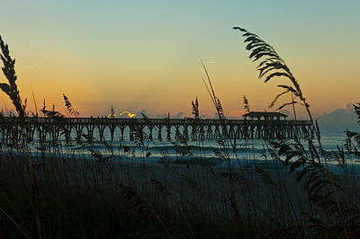 Myrtle Beach Sunrise Art Print