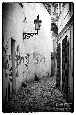 Photograph - Mysteries In Prague by John Rizzuto