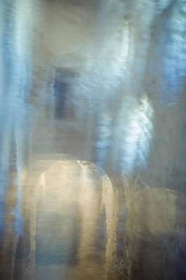 Impressionism Photos - Mysterious Cave. Impressionism. TNM by Jenny Rainbow