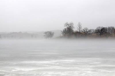Photograph - Mysterious Island by Lynn Hansen