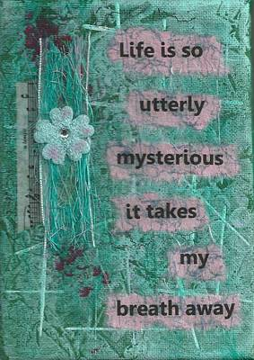 Mysterious Life - 3 Original