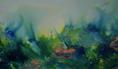 Mysterious Ocean Art Print