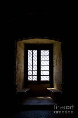 Architecture Photograph - Mysterious Room by Jose Elias - Sofia Pereira