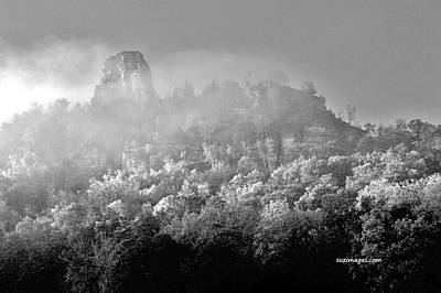 Photograph - Mysterious Sugarloaf by Susie Loechler