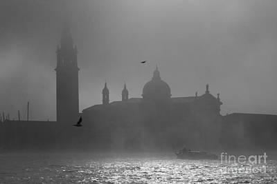 Mysterious Venice Art Print