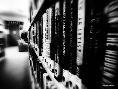 Photograph - Mystery At The Library by Lucinda Walter