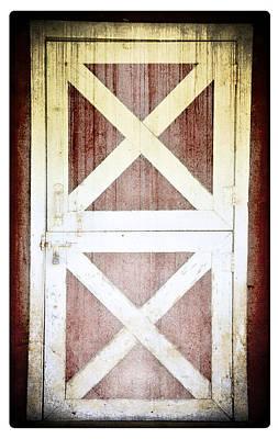 Photograph - Mystery Door by Davina Washington