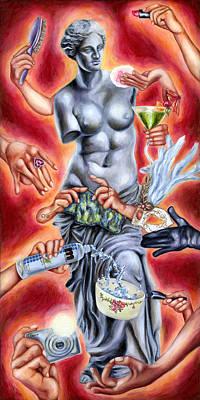 Painting - Mystery by Hiroko Sakai