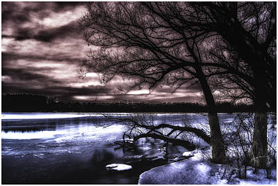 Photograph - Mystery Lake by Vincent Dwyer