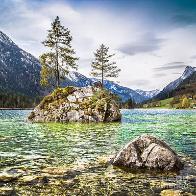 Mystic Bavaria Art Print by JR Photography