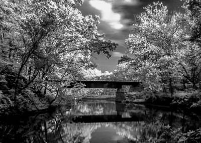 Photograph - Mystic Cuyahoga by David Stine