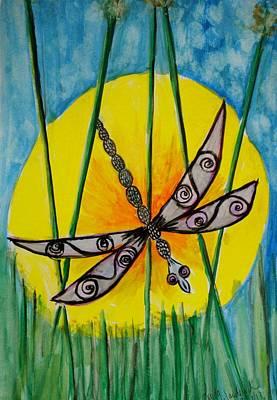 Mystic Dragonfly Original