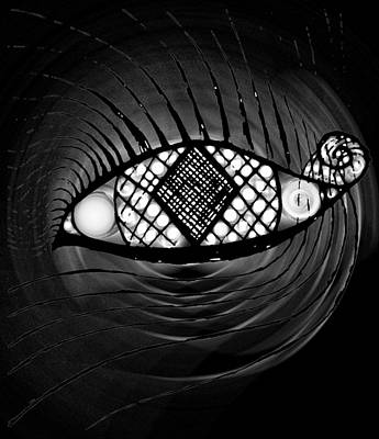 Digital Art - Mystic Eye  by Josephine Ring