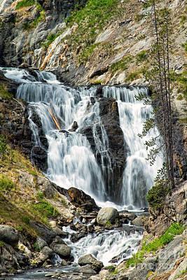 Photograph - Mystic Falls by Stuart Gordon