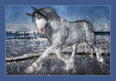 Animals Digital Art - Mystic Inspiration by Betsy Knapp