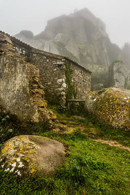 Photograph - Mystic Mountain by Marco Oliveira