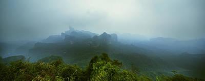 Photograph - Mystic Paradise 5 by Afrison Ma