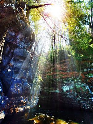 Mystic River Original by Jeff Klingler