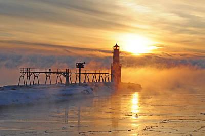 Photograph - Mystic Sunrise by Patti Raine