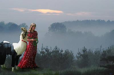 Photograph - Mystic Sunset by Jon Lord