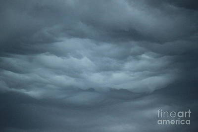 Photograph - Mystical Clouds by Jennifer E Doll