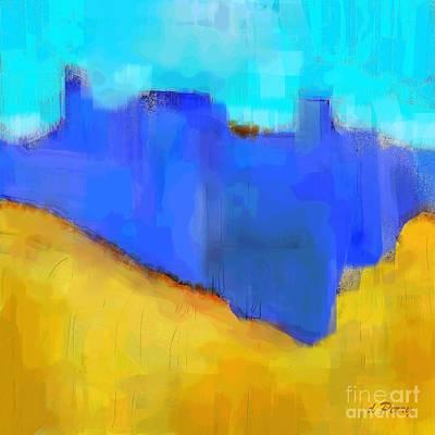 Digital Art - Mystical by D Perry