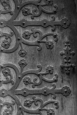 Photograph - Mystical Door by Edgar Laureano