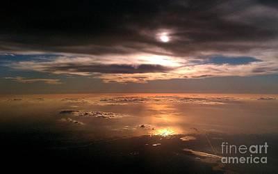 Photograph - Mystical Flight I by Lora Duguay