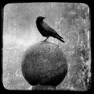 Emo Photograph - Mystical Globe by Gothicrow Images