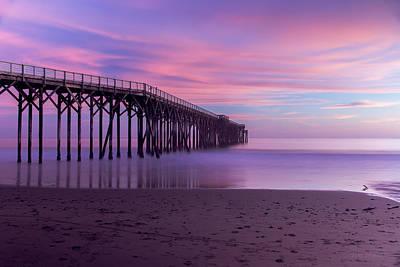 Photograph - Mystical Moment---   San Simeon by Tim Bryan