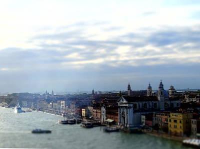 Venice Photograph - Mystical Venice by M Bleichner