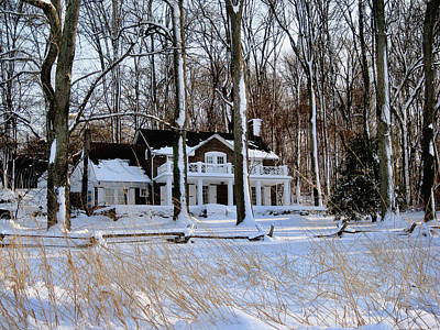 Andrew Wyeth Photograph - N. C. Wyeth Estate by Gordon Beck