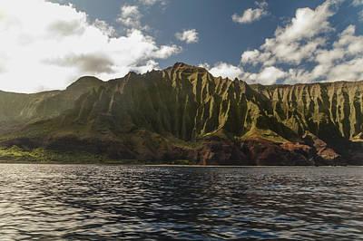 Best Ocean Photograph - Na Pali Coast Kauai Hawaii by Brian Harig