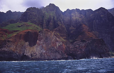Photograph - Na Pali by Morris  McClung