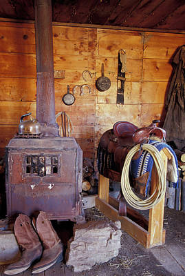 Property-released Photograph - Na, Usa, Oregon, Seneca, Ponderosa by Darrell Gulin