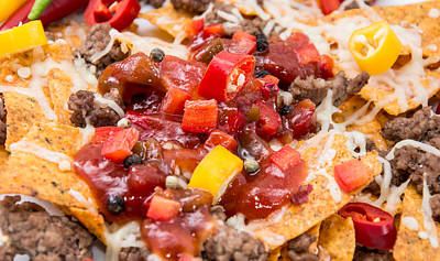 Studio Grafika Zodiac - Nachos with Meat and Cheese by Handmade Pictures