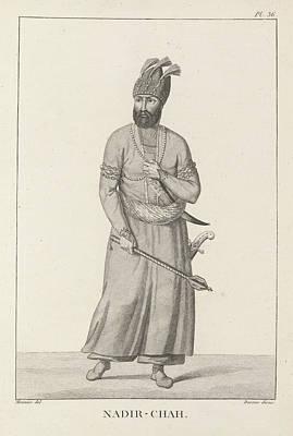Nadir-chah Art Print