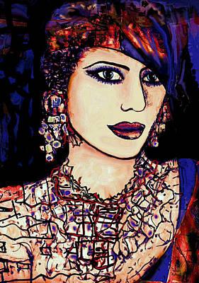 Nadira Art Print