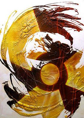 Jhon Painting - Nagasaki Story by Alessandro Gatti gattonero