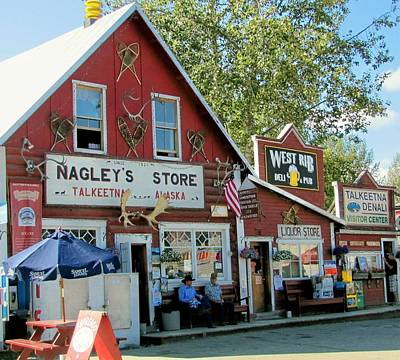 Photograph - Nagleys Store by Lisa Dunn