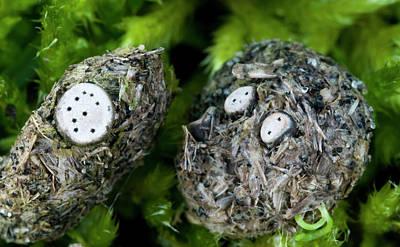 Nail Fungi Art Print