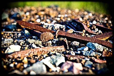 Photograph - Nails by Sennie Pierson