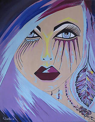 Painting - Naira by Kathleen Sartoris