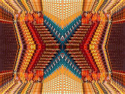 Photograph - Namaste Pattern Of Life by Deprise Brescia