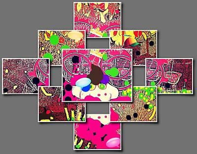 Etc. Digital Art - Name It by HollyWood Creation By linda zanini