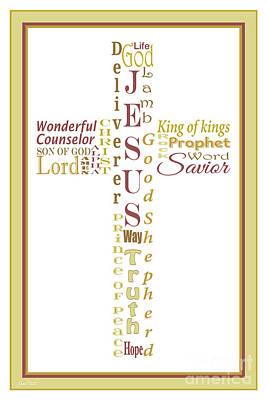 Names Of Jesus-jp2459 Original