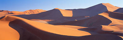 Mound Photograph - Namib Desert, Nambia, Africa by Panoramic Images